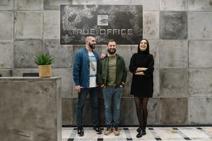 Офісний простір True Office у колишньому заводі «Радар» біля палацу «Україна»
