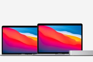 Нові MacBook і Mac Mini: що показали на презентації Apple
