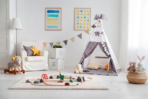 Психолог і дизайнери – про те, скільки іграшок потрібно насправді