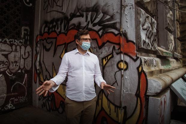 Дмитро Кулеба. Велике інтерв'ю з главою МЗС про кордони, відпустки, віруси та свободу