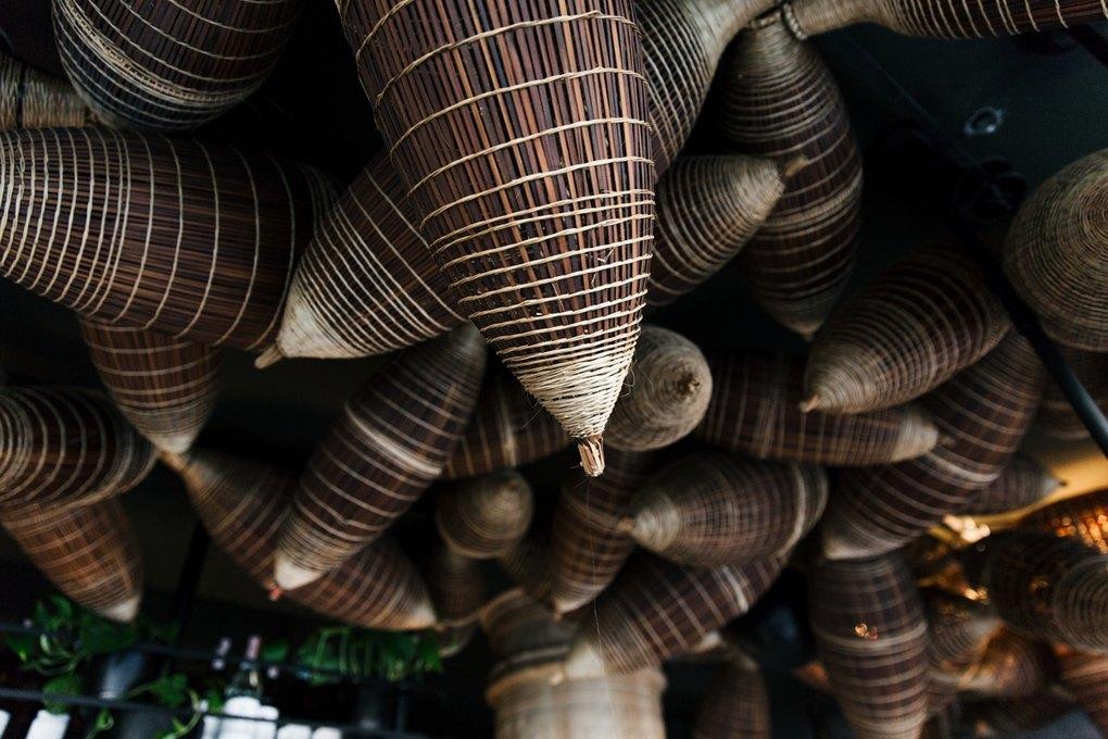 Вьетнамские корзины