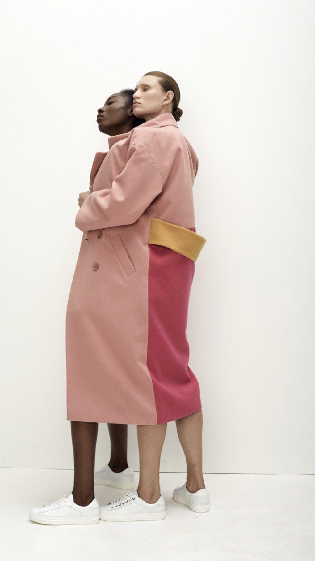 Лаконічні пальта і костюми  український жіночий бренд Toté — The ... bba4f4b0caf91