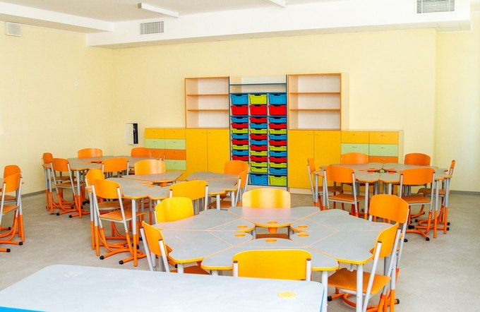Який вигляд має нова школа на Осокорках — The Village Україна
