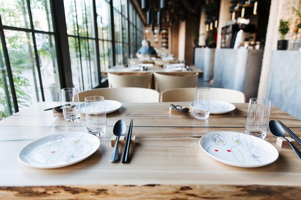 Ресторан восточных блюд