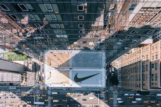 Nike відкрили нову штаб-квартиру у Нью-Йорку — The Village Україна df1e6cb35ea19