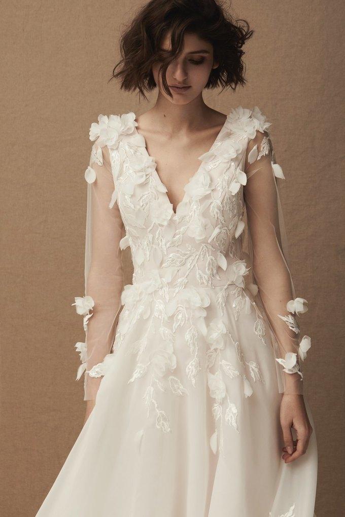 Нова колекція весільних суконь від TOTAL WHITE — The Village Україна a1a8cfbe9c74d