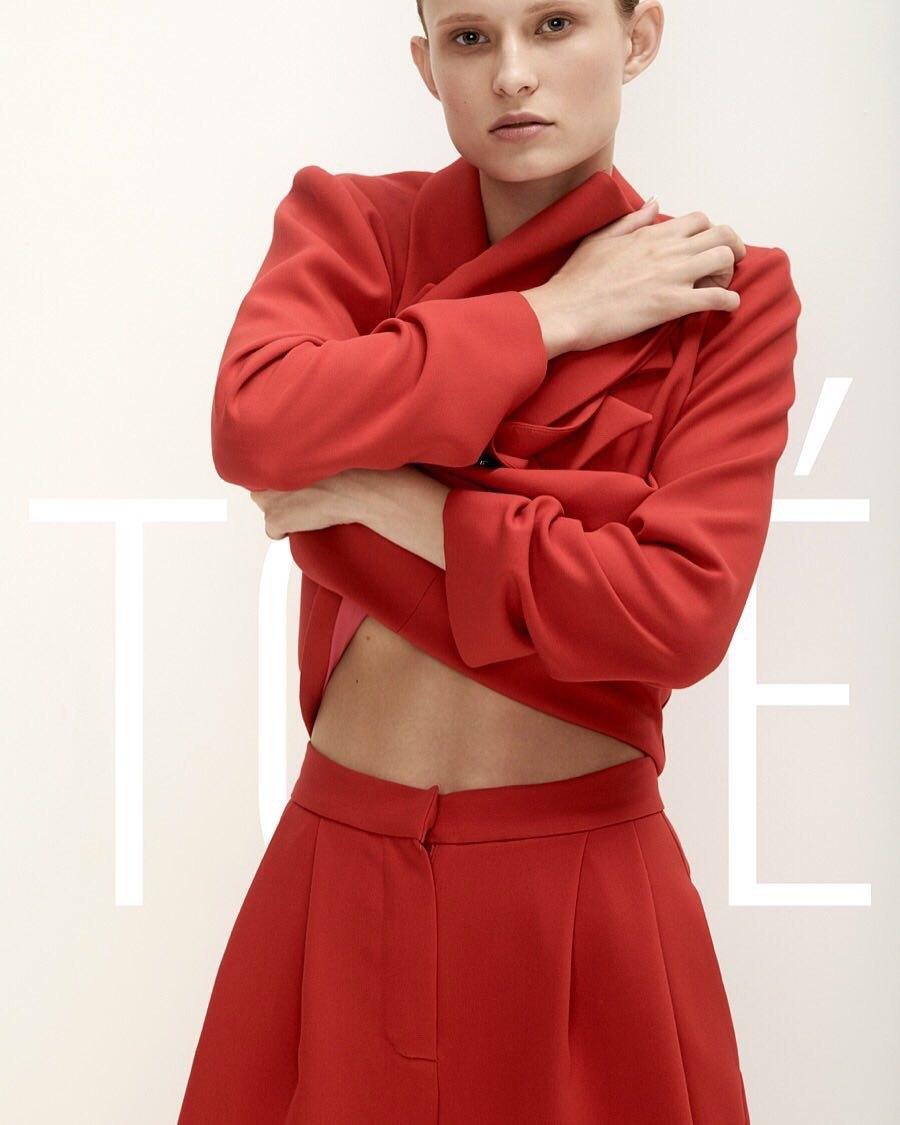 Лаконічні пальта і костюми  український жіночий бренд Toté — The ... 8d9a2252ac835